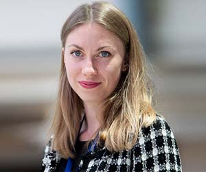 Florentine Hopmeier appointed head of EBRD's office in Brussels