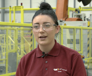 Meet GKN award winning apprentice Georgia Rowbury
