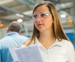 GKN is attracting impressive women from around the world