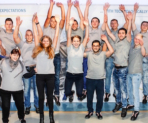 GKN invests in the millennial generation for future growth