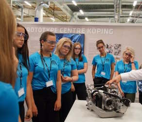 GKN is inspiring a new generation of engineers