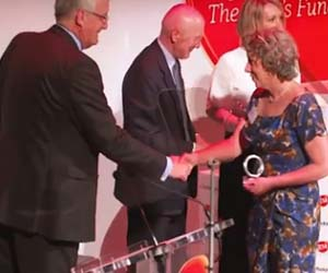GSK honours UK healthcare charities through IMPACT awards