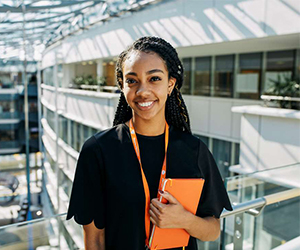Interns at GSK gain experience with a global healthcare company