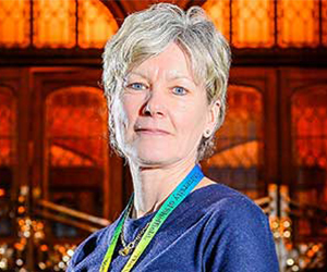 Gill Valentine Provost Deputy Vice-Chancellor Senior LGBT+ Champion University of Sheffield