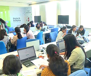 HCL hackathon supports women to tackle digital challenges