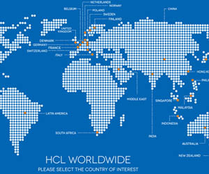 HCL recruits experienced professionals into exciting roles