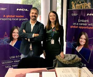 HCL Tech Portugal job fair