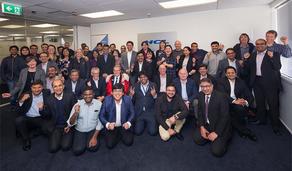 New Zealand HCL delivery centre supports skills development