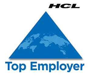 HCL Technologies named as a top employer across global locations