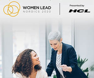 HCL Women Lead Nordics - graduation