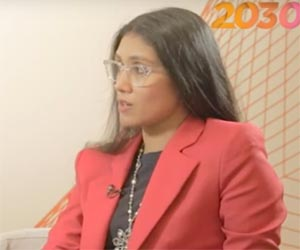 HCLs Roshni Nadar Malhotra discusses workforce trends