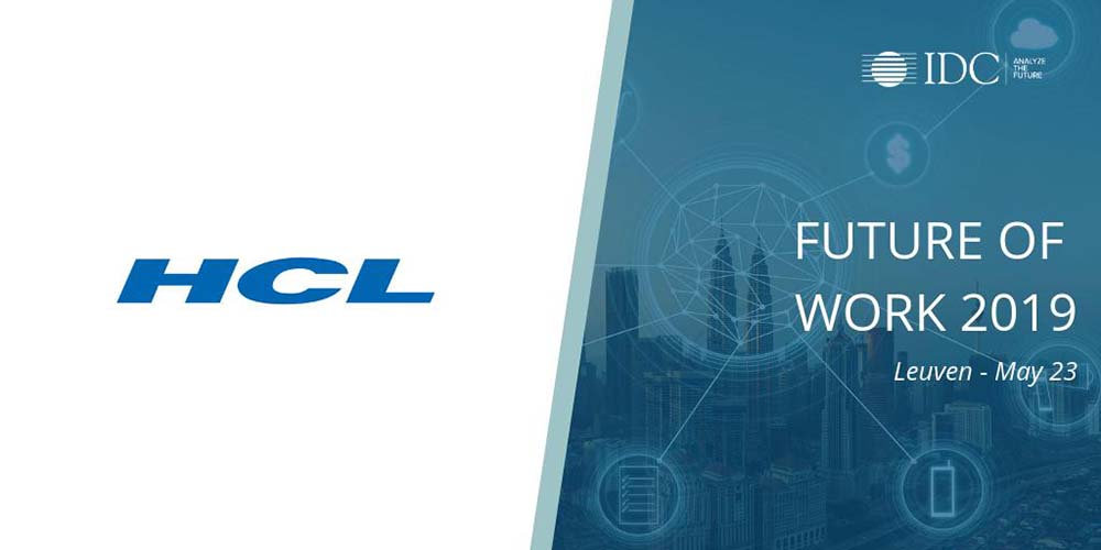 HCL understands that technology is changing the future of work