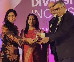 HCL awarded for the companys excellence in gender inclusion