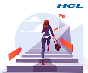 HCL Technologies is a TOP 25 best workplace to grow a career