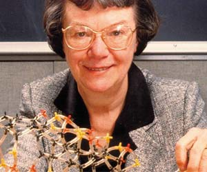 Honeywell Chemist Edith Flanigen has 109 patents