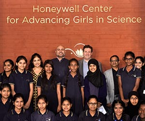 Honeywell helps girls like Sandhya reach STEM career goals