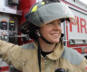 Honeywell helps women achieve firefighting career dreams