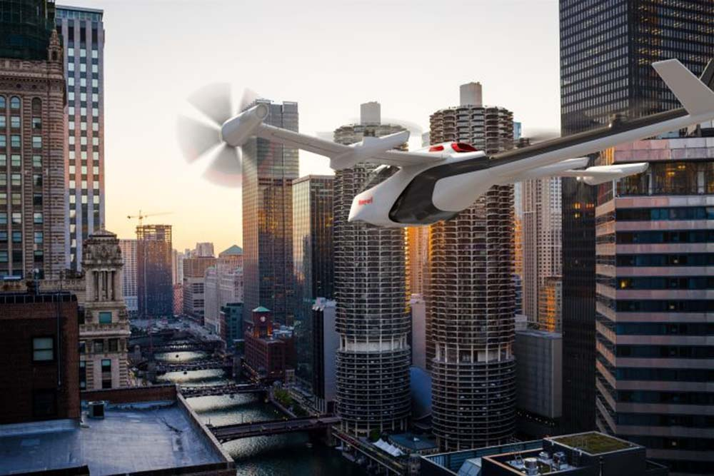 Honeywell Aerospace launches Urban Air Mobility video series