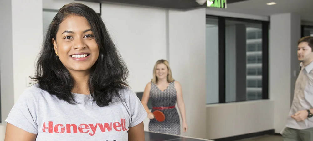 Honeywell offers graduates opportunities to develop potential