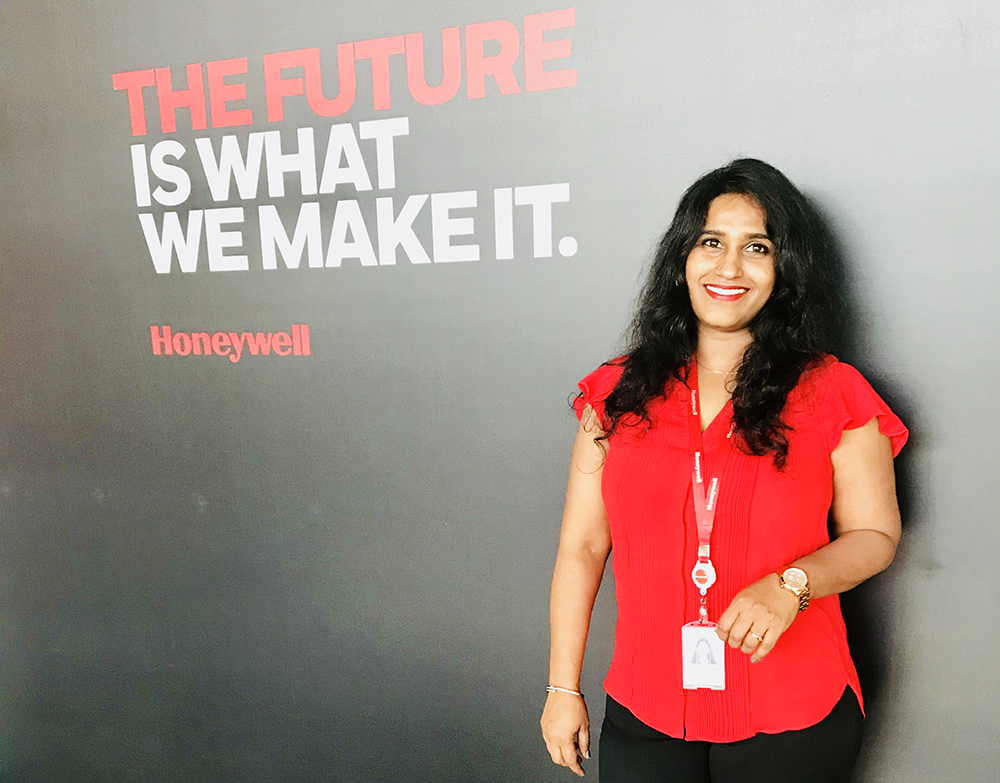 Suma drives innovation at Honeywell Process Solutions India