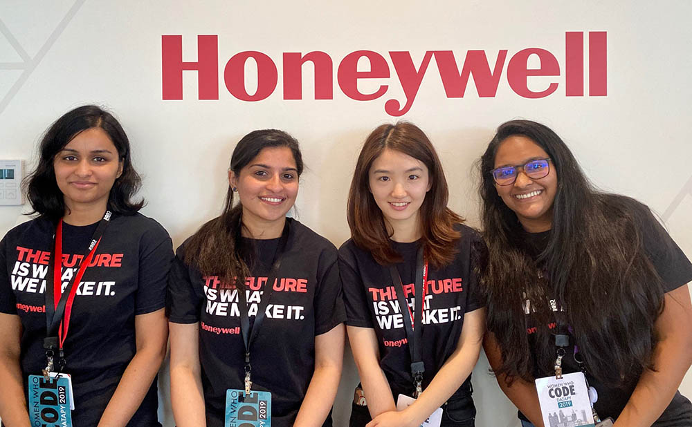 Meet women who code at prime employer Honeywell