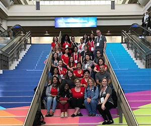F5 employees support women in tech at Grace Hopper Celebration