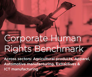 Diageo is recognised as a leading company addressing human rights