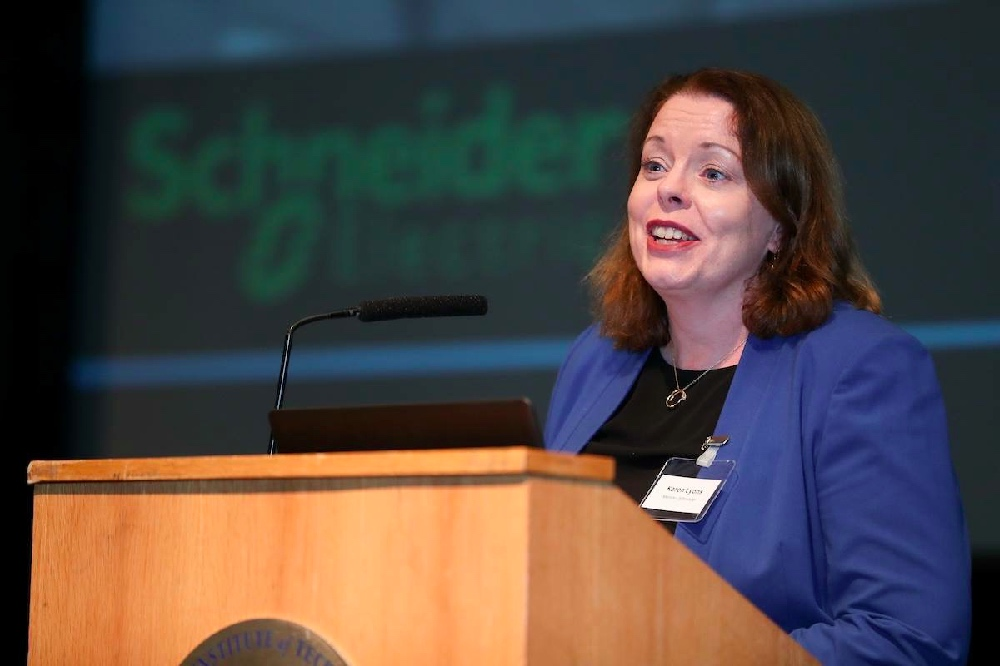 Karen Lyons: Schneider Electric Irelands Director of Field Services