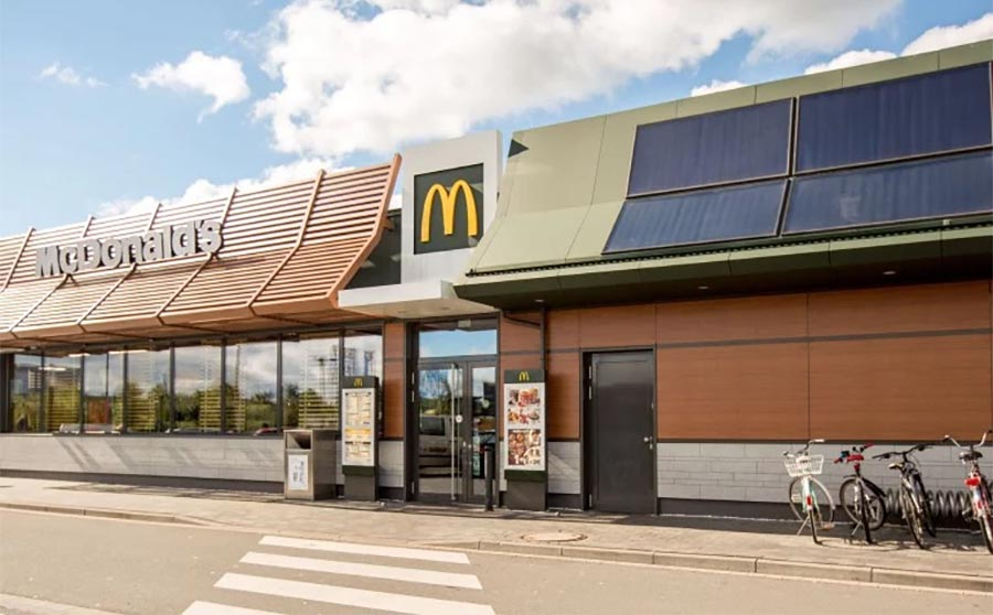 Fortune cites McDonalds support to change the world for good