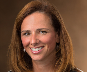 McDonald's Senior VP Lucy Brady meets customer demands