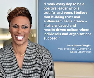 McKesson Kera is an influential black business woman