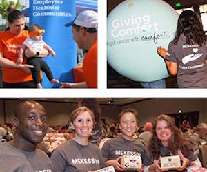 McKesson knows employee health and wellness is key