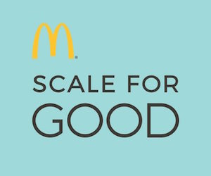 McDonald takes action to address climate change
