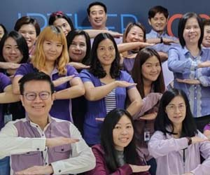 Medtronic colleagues advocate for gender equality on IWD