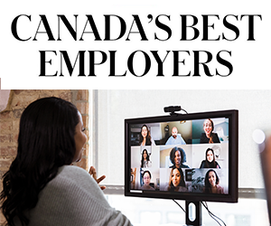 Medtronic named as a Forbes Best Employers in Canada​​​​​​​