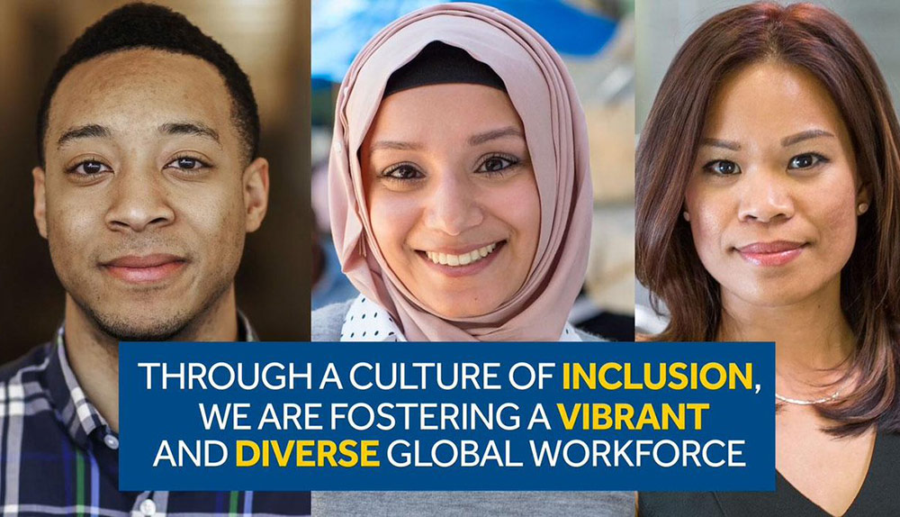 Medtronic remains committed to inclusion and diversity