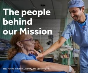 Medtronic publishes Inclusion, Diversity, and Equity Report