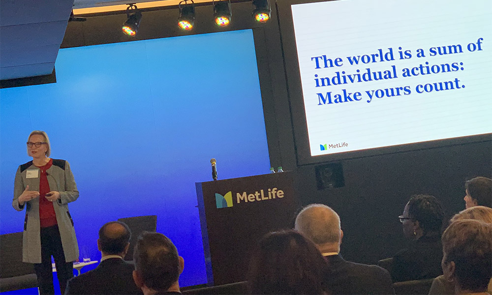 MetLife innovates for change for International Womens Day
