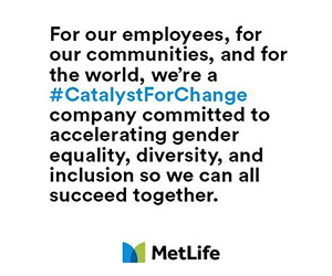 MetLife joins Catalyst CEO Champions for Change