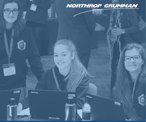 Northrop Grumman inspires schoolgirls via cyber workshop
