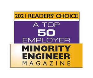 Minority Engineer Magazine highly ranks Northrop Grumman