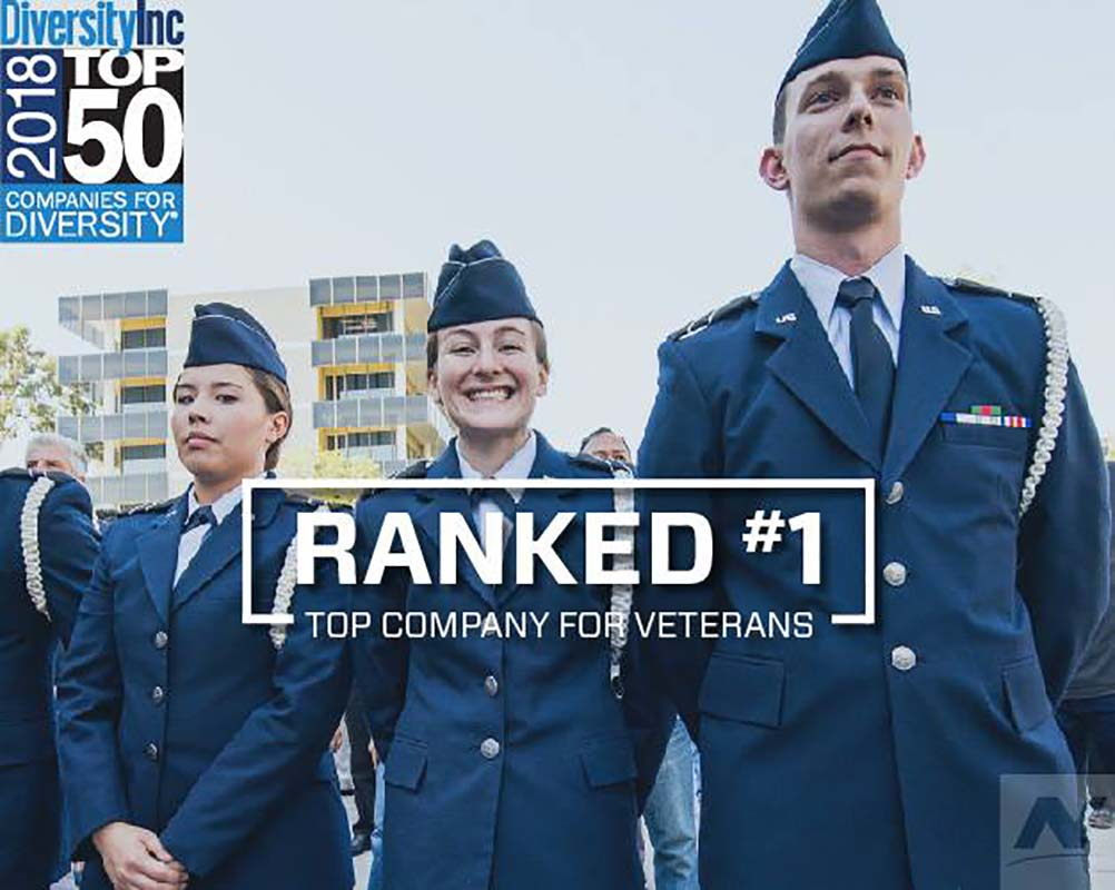 Northrop Grumman named in Diversity Incs Top 50 for 9th year