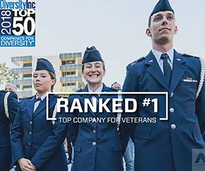 Northrop Grumman named in Diversity Inc Top 50 for 9th year
