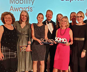 Nottingham Trent University scoops social mobility award