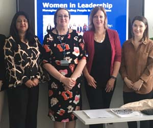 Nottingham Trent University runs Women In Leadership course