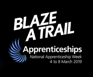 National Apprenticeships week 2019