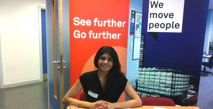 AECOM Associate Director Nayera is breaking down barriers
