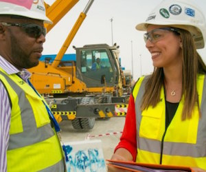Paving the way for women in construction safety at AECOM