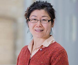 Nottingham Trent University Senior Lecturer Ning Wu researches workplaces