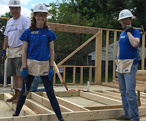 Habitat for Humanity Virginia California BD Northrop Grumman